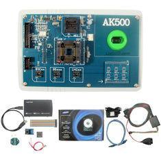 Best SBC Repair OBD2 Auto Car Key Programmer For Mercedes Benz AK500 Programming wholesale
