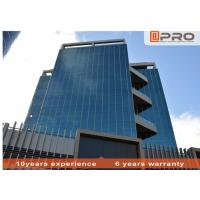 Best Unbreakbale Exterior Curtain Wall , Safety Customized Full Glass Curtain Wall wholesale