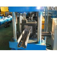 Best Shelf Warehouse Rack Rolling Machine With Cr 12 Quenched Cutter CE / SGS / ISO wholesale