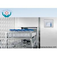 Best With Validation Port Program Pharmaceutical Autoclave For Sterilizing Ampoule Injection wholesale