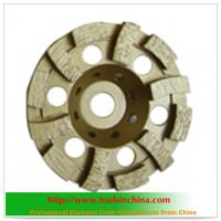 Best sintered diamond cup grinding wheel wholesale