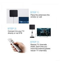 China With booster indoor outdoor hdtv amplifier circuit hot king sex with digital dvd player omni directional tv antenna on sale