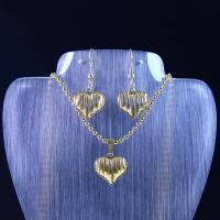 Best High Quality Stainless Steel Jewelry Set LUS90-2 wholesale