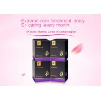Best Healthy 290mm Long Sanitary Napkins With Unique Pearl Wool Surface wholesale