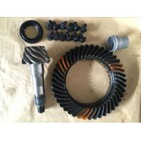 Best Differential Toyota Ring And Pinion Gears , Crown Wheel And Pinion Gear 20CrMnTi Material wholesale