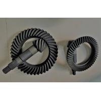 China Mitsubishi Truck Helical Bevel Gear Crown Wheel & Pinion Right Hand Helical Gear on sale