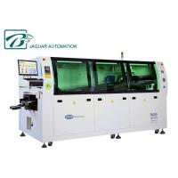 China 3 Heating Zones Smd Led Soldering Machine , Computer Controlled Smd Reflow Oven on sale