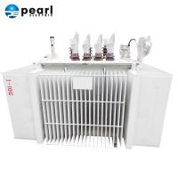Cheap Three Phase 400 KVA 11 kv Oil Immersed Electrical Transformer for sale