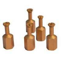 Best Vacuum Brazing Diamond Core Drill Set , Non- Core Diamond Drill Bits For Stone wholesale