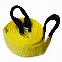 Best 3-inch Recovery Tow Strap with 10-inch Cordura Eyes wholesale