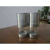 Buy cheap stainless steel Manual salt/pepper miller product