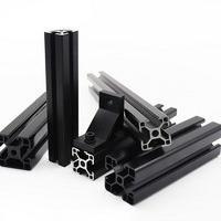 Best Alloy 6063 T6 Anodizing 80 X 80 Aluminium Profile wholesale