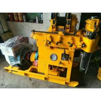 Best HZ200 Exploration Soil Test Drilling Machine For Rock Testing 50M Depth wholesale