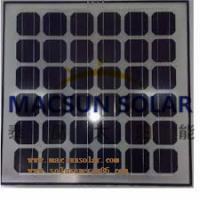Buy cheap Macsun solar Concentrated Photovoltaic (CPV) Solar Modules MS-CPV360W product