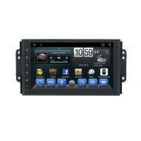 Buy cheap Chery 3X Car Multimedia Navigation System With Android Full Hd Touch Screen product
