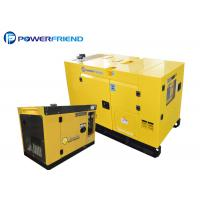 Buy cheap Cummins 4BT3.9-G1 24kw Silent Generator Set FAW XICHAI Engine Generator from wholesalers