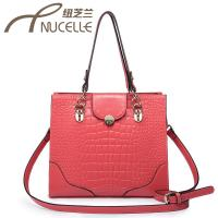 China 2013 Hot Selling! Genuine leather Handbags, Ladies' Shoulder Bags  Purses Totes B1004 on sale