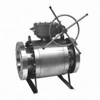 Best Trunnion Ball Valve with Emergency Sealant Injection wholesale