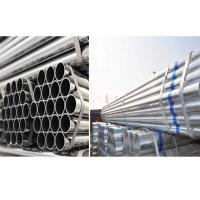 Best 2 Inch Hot Dip Galvanized Iron Pipe With Bundles Uniform Coating Long Service Life wholesale