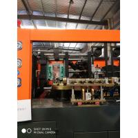 3 Cavity Automatic Pet Blowing Machine For Milk / Juice Drinking Bottles