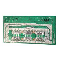 Buy cheap Rigid ENIG Gold Finger Plating Multilayer Pcb Fabrication Board With RoHS from wholesalers