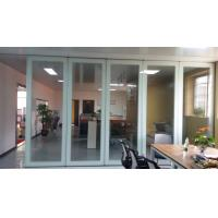 Best Folding Glass Partition Wall , Interior Glass Door , For Banquet Hall wholesale