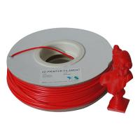 Best Good Qulity ABS / PLA HIPS Filament Red , 3mm 3D Printer Filament wholesale