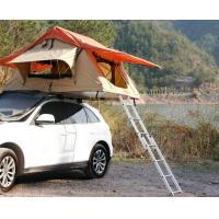 Best Family 4 Person Roof Top Tent Large Capacity 145x125x28 Cm Fold Size wholesale