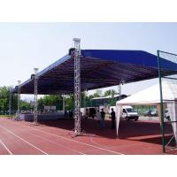 Advertising Ladder Trade Show Truss , Simple Folding International Truss Systems