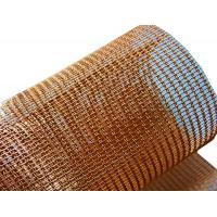 Best Rose Golden Metal Cable Architectural Wire Mesh Used For Theatre Ceiling wholesale