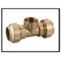 Best Brass compression fittings for PE pipes wholesale