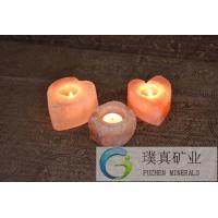 Best Crafted candle holder himalayan natural stylish crystal fancy Rock Salt Lamps wholesale