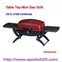 China Portable Gas Barbeque Grill on sale