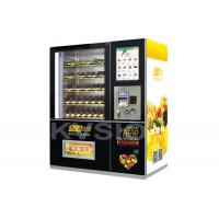 Best Full Automated Fruit Vending Machine 10 Inch - 65 Inch  With Cash Acceptor wholesale