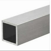 Buy cheap Mill Finish 60x60 80x80 100x100 Standard Aluminum Extrusions from wholesalers