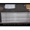 China Inner Plastic Paper Interleaving Presicion Aluminum Plate Width 100mm-1500mm wholesale
