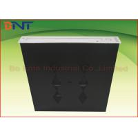 Best FHD 15.6 Touch Screen LCD Monitor Motorized Lifting Up Mechanism With Automatic Microphone wholesale