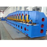 Best Advanced 15M Steel Plate Edge Milling Machine For H Beam Box Beam Production Line With Double Milling Head wholesale