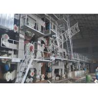 Best Waste Paper Recycling Machine Fourdrinier Multi - Cylinder wholesale