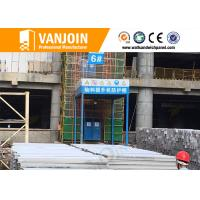Best 150MM Fireproof Sandwich Wall Panels Nometal Eps Insulated Panels High Rise wholesale
