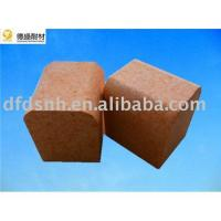 China Magnesia alumina spinal refractory brick for cement kiln on sale