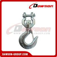 China ALLOY STEEL HOOK WITH SHACKLE DAWSON-GROUP on sale