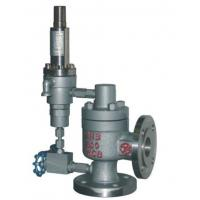 Best Non-Flowing Special Steel Pilot Operated Safety Valve / Gas Safety Valve wholesale