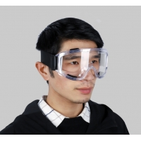 Buy cheap wholesale safety goggles anti-fog anti-virus high impact protective goggles from wholesalers