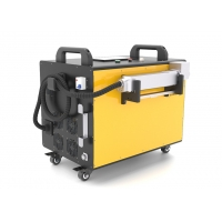 Best Portable Rust Removal 120W Laser Metal Cleaning Machine wholesale