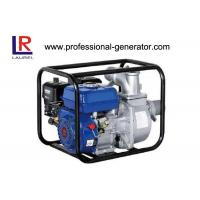 China 13HP OHV Electric High Pressure Irrigation Water Pump Set Single - stage Gasoline Fuel on sale