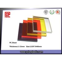 Best Clear ESD polycarbonate sheet wholesale