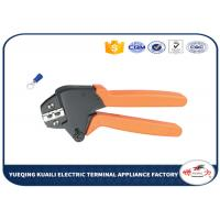 China Terminal Crimping Tool VH1-02C Piler 22-14 AWG For Inuslated Terminals on sale