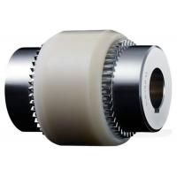 China NL1 - NL10 Flexible Jaw Coupling Motor Shaft Coupling Ivory ISO9001 on sale