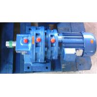HT250 Case Material Cycloidal Pinwheel Reducer 1500r/min Input Speed